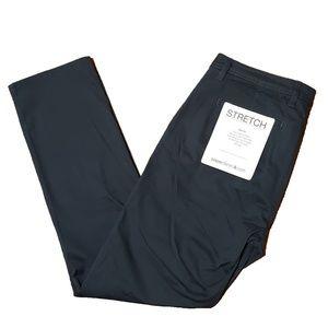Paper Denim & Cloth Slim Fit Stretch Pants Grey 34